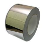 Скотч 50*50м алюминиевый