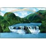 ФОТОобои 294*201см Горные водопады 9л