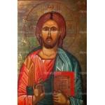 ФОТОобои 134*98см Иисус Христос 2л