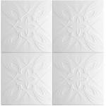 Плитка потолочная 2052 С /белый/ 0,50*0,50м