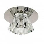 Светильник точечный 22134-S CR CL