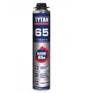 Пена проф TYTAN  65  750 мл/12шт.