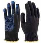 Перчатки ПВХ Спец  р.7-8 кл (черные)