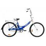 Велосипед 2-х колесный Байкал, складной В2003