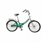 Велосипед 2408 2-х колесный, Байкал, складной