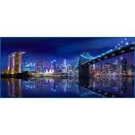 ФОТОобои 294*134см Городская панорама 6л