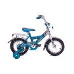 Велосипед 2-х колесный для детей с поддер. роликами В1203 Байкал