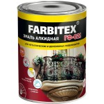 Грунтовка ГФ-021 серый 0,9 кг FARBITEX