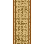 Дорожка 1,2м Витебск Циновка sz1470/a4r/03 (принт)  (длина 29,5; 29,2м)