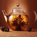 Вставка Чай коричневая (200*200*7) (чайник) 04-01-1-14-02-15