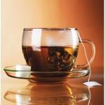 Вставка Чай коричневая (200*200*7) (чашка) 04-01-1-14-02-15-