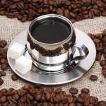 Вставка Кофе коричневая (200*200*7) (чашка) 04-01-1-14-02-15