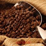 Вставка Кофе коричневая (200*200*7) (зерна) 04-01-1-14-02-15