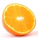 Вставка Фрукты оранжевая (200*200*7) (апельсин) 04-01-1-14-0