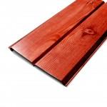 Сайдинг Брус Цвет 05 красное дерево (6м)