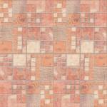 Кафель Сицилия красная пол FS0013 (330*330) (0,111м2)