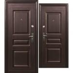 Дверь мет. К700-2 (960L) Kaiser ФВ  гофра картон