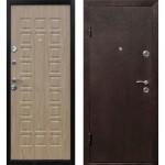 Дверь мет. Йошкар Ель карпатская (860L) левая   Мин. вата