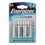 Батарейка ENR Maximum  AA/LR 6 FSB4 /бл 4 шт 553