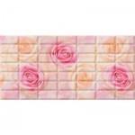 Мозаика Плитка №24 Роза-2 1000*500мм  /30 Панель ПВХ