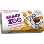 Мыло туалетное Crezy ZOO 90г Апельсиновый джем