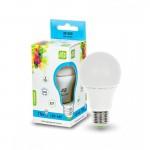 Лампа светод. А60-standart 7Вт Е27 4000K