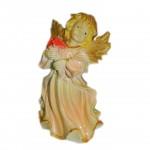Фигурка садовая Ангел (23*18см)