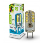 Лампа светод. JCD-standart 2.0Вт G6.35 4000K