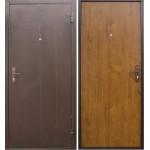 Дверь мет. Стройгост 5-1 (980*2060L) левая металл/металл