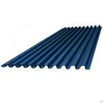 Профлист С-8 1,2*6 синий 5005 (0,45)