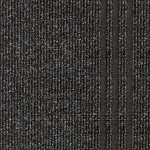 Дорожка 0.8м Ковролин Синтелон стазе-урб SSSU1-766-80 черный (длина 26м)