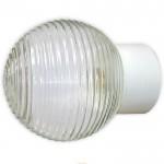 """Светильник НББ 62-009 А85 """"Кольца"""" шар стекло прям. осн."""