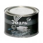 Эмаль термостойкая серебрянная Радуга 0,8 кг
