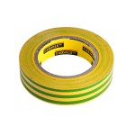 "Изолента ПВХ желто-зелен. ""Safeline"" 15мм*20м"