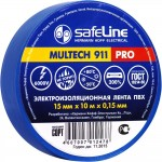"Изолента ПВХ желтая ""Safeline"" 15мм*20м"