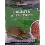 Зерно от грызунов 130гр. Домовой
