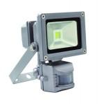 Прожектор 10W СДО-5Д-10 220-240В 6500К с датчиком