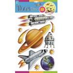 Наклейка Космос РОА 1071