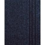 Дорожка 1,0м Ковролин Синтелон стазе-урб SSSТ1-713-100 синий (длина 25м, 30м)