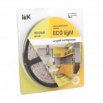 Лента светодиодная  ECO LED желт. (5м)
