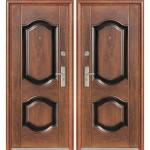 Дверь мет. К550-2 (960R) правая + ручка  гофра картон
