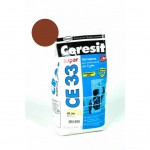 Затирка Ceresit 2кг темн-корич (2кг) №58