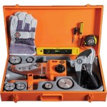 Комплект сварочного оборудования (20-63мм) AS aspipe 1500Вт