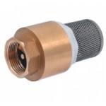 """Обратный клапан 1"""" с фильтром  46875"""