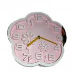 Часы настен. пластм. 71124