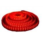 Лента светодиодная  SLW-3528-60-C04 60LED IP65 красный  (5м)