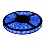 Лента светодиодная  SLW-3528-60-C06 60LED IP65 синий  (5м)