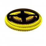 Лента светодиодная  SLW-3528-60-C07 60LED IP65 желтый  (5м)
