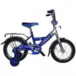 Велосипед 2-х колесный для детей с поддер. роликами В1403 Байкал