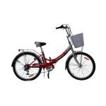 Велосипед 2-х колесный 6-ти скорост АВТ-2412, Байкал